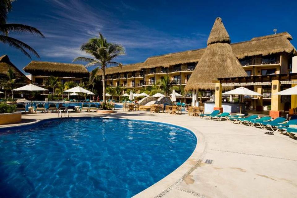 Catalonia Riviera Maya Resort Spa Hotel All Inclusive Cancun Mexico